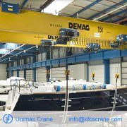 Demag Hoist Crane For Shipyard industry